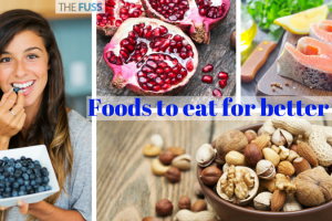 Foods to eat for better skin TheFuss.co.uk