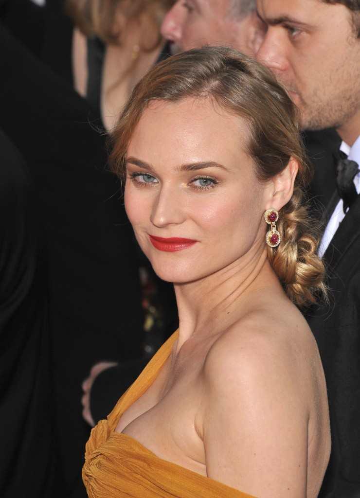 Diane Kruger SAG Awards 2010