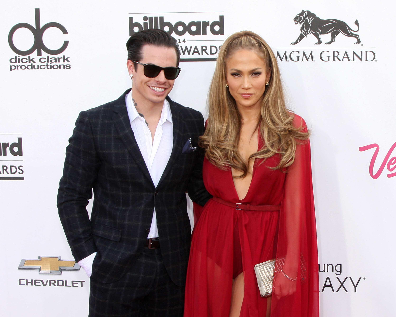 Jennifer Lopez and Casper Smart split on good terms earlier this year TheFuss.co.uk
