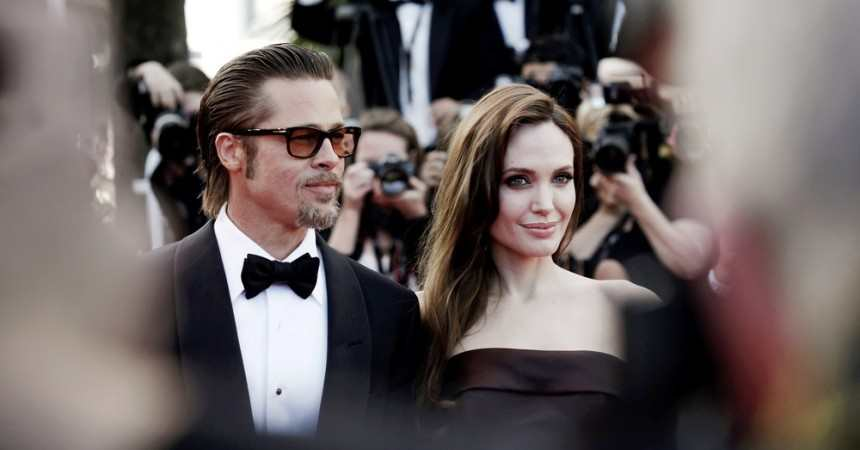 Brad Pitt and Angelina Jolie are the biggest shock celebrity split of 2016 so far TheFuss.co.uk