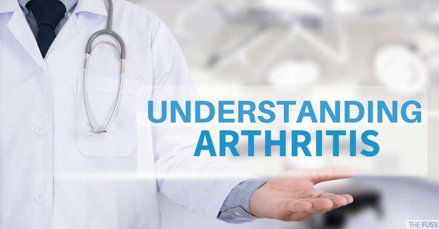 Understanding Arthritis TheFuss.co.uk