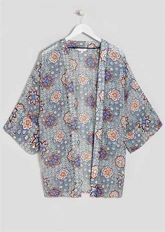 Matalan Arabian Printed Kimono