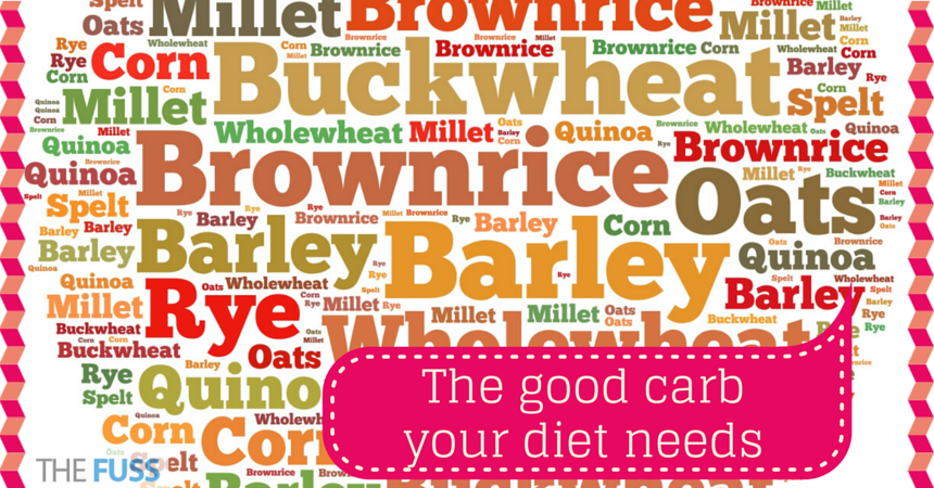 The goodcarb yourdiet needs TheFuss.co.uk