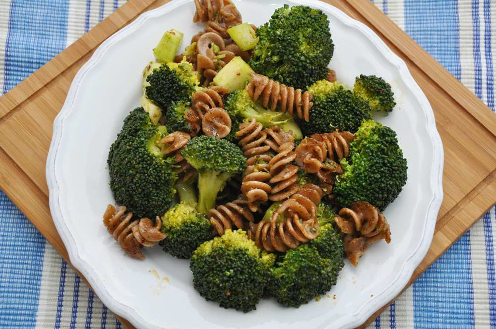 Pair vegetables with whole grains to get a delicious and nutritious meal TheFuss.co.uk