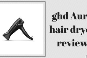 ghd Aura hair dryer review TheFuss.co.uk