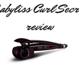 Babyliss Curl Secret Review TheFuss.co.uk