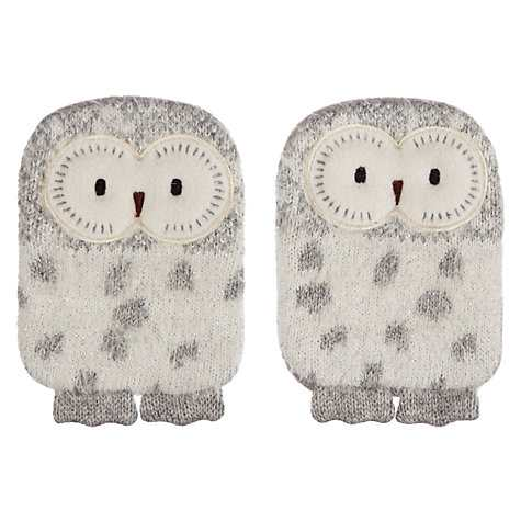Aroma Home Fluffy Owl Hand Warmers