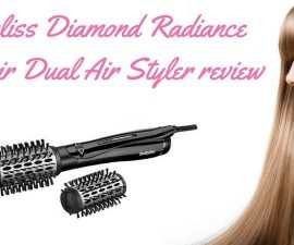BaByliss Diamond Radiance Big Hair Dual Air Styler review TheFuss.co.uk