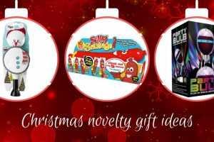 Christmas Novelty Gift Ideas TheFuss.co.uk