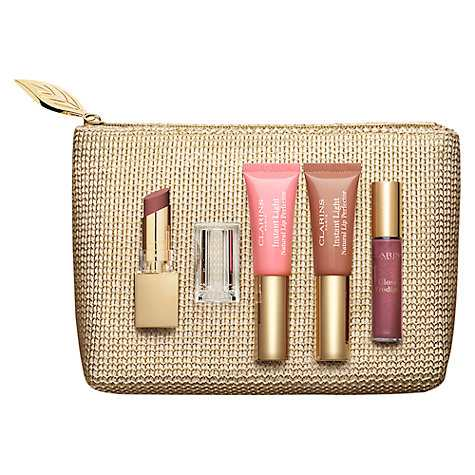 Clarins Lip Colour 'All About Lips' Makeup Gift Set