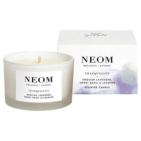 Neom Tranquillity Travel Candle, 75g