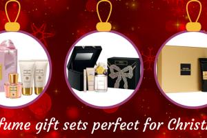 Perfume gift sets perfect for Christmas TheFuss.co.uk