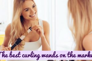 The Best Curling Wands on the market TheFuss.co.uk