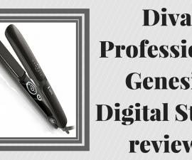 Diva Professional Genesis Digital Styler review TheFuss.co.uk