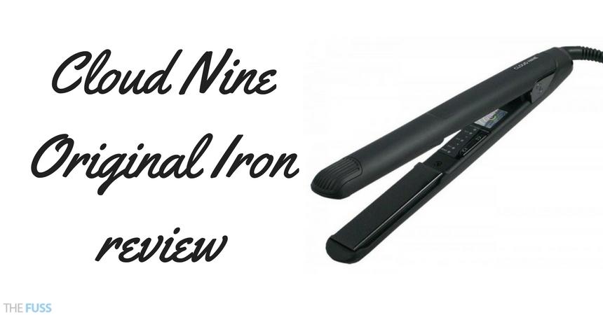 Cloud Nine Original Iron Review TheFuss.co.uk