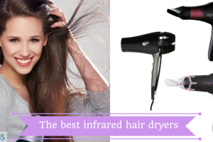 The best infrared hair dryers TheFuss.co.uk