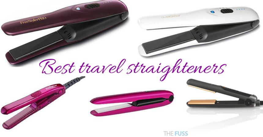 Best travel straighteners TheFuss.co.uk