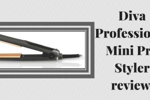 Diva Professional Mini Pro Styler review TheFuss.co.uk