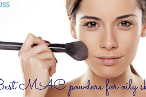 Best MAC powders for oily skin TheFuss.co.uk