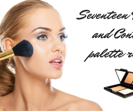 Seventeen Define and Contour palette review TheFuss.co.uk