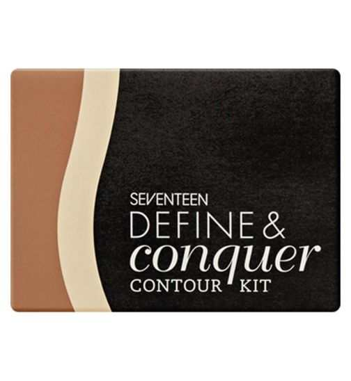 Seventeen Define and Conquer Contour Kit review TheFuss.co.uk