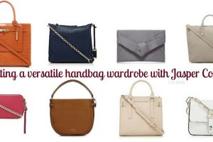 Creating a versatile handbag wardrobe with Jasper Conran TheFuss.co.uk