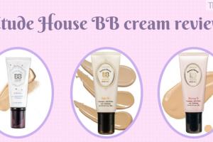 Etude House BB cream review TheFuss.co.uk