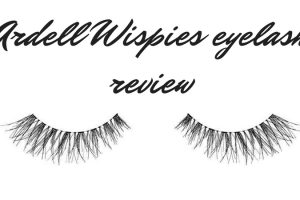 Ardell Wispies Eyelash Review TheFuss.co.uk