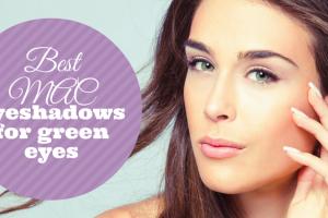 Best MAC eyeshadows for green eyes TheFuss.co.uk
