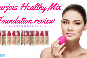 Bourjois Healthy Mix Foundation review TheFuss.co.uk