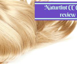 Naturtint CC Cream review