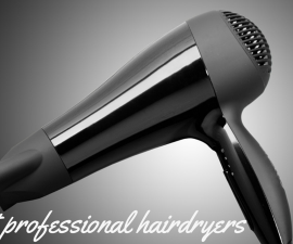 The best professional hairdryers TheFuss.co.uk