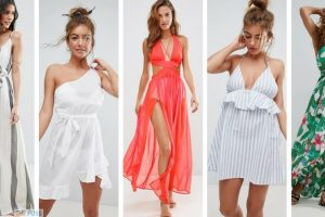 Beach dresses perfect for your summer holiday TheFuss.co.uk