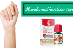 Mavala Nail Hardener review TheFuss.co.uk
