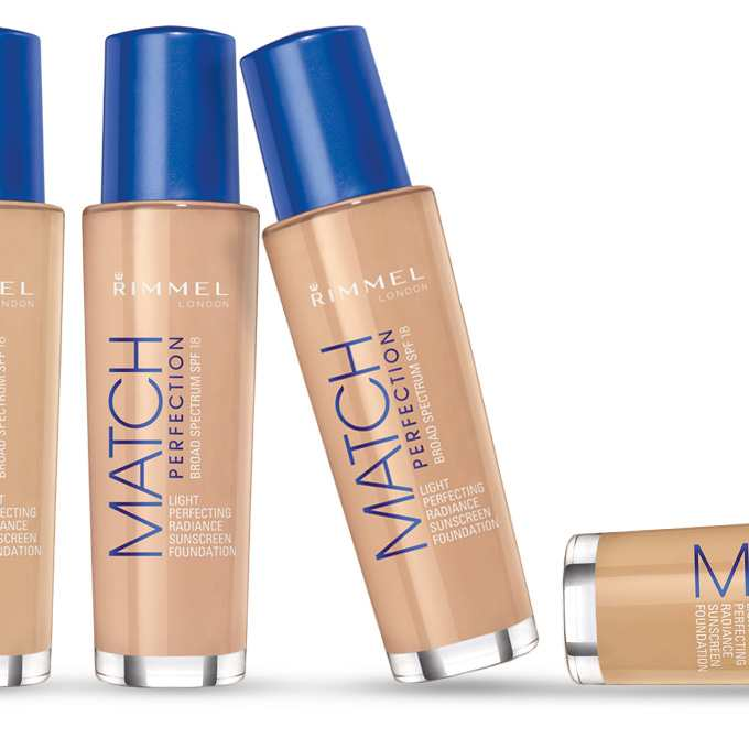 Rimmel Match Perfection foundation review TheFuss.co.uk