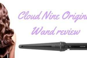 Cloud Nine Original Wand review TheFuss.co.uk