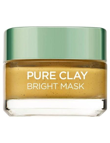 L'Oreal Pure Clay Bright Face Mask 2