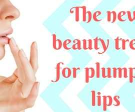 The new beauty trend for plumper lips TheFuss.co.uk