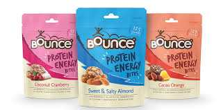 Bounce Protein Energy Pouches