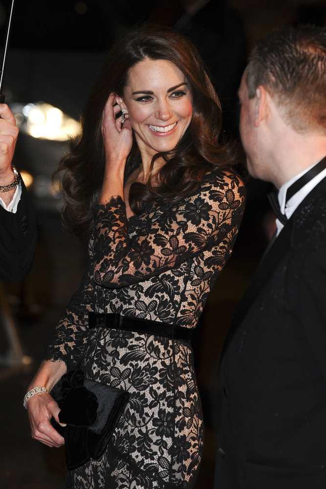 Duchess Of Cambridge Jewelry Featureflash Photo Agency Shutterstock Com