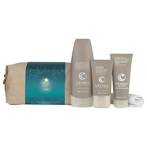 Liz Earle Gentleman's Smooth Experience Skincare Gift Set