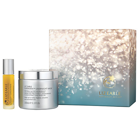 Liz Earle Sleep In Luxury Skincare Gift Set
