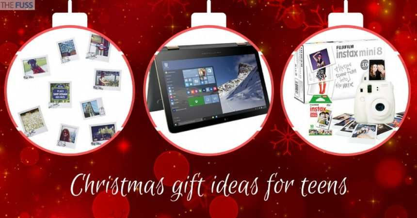 Christmas Gift Ideas For Teens TheFuss.co.uk