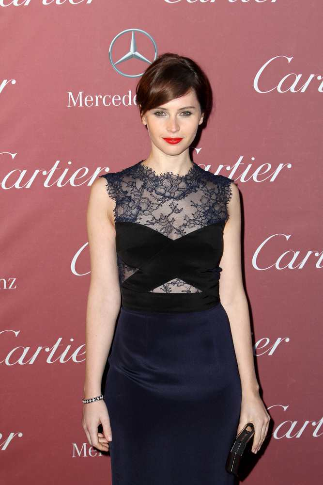 Felicity Jones facts you don't know TheFuss.co.uk
