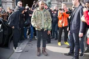 Kanye West ensured he was the centre of plenty of celebrity feuds in 2016 TheFuss.co.uk