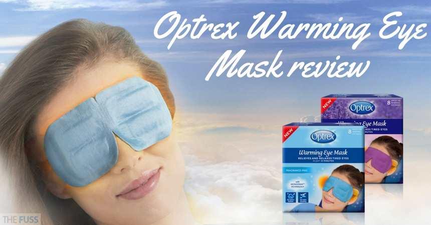 Optrex Warming Eye Mask Review TheFuss.co.uk