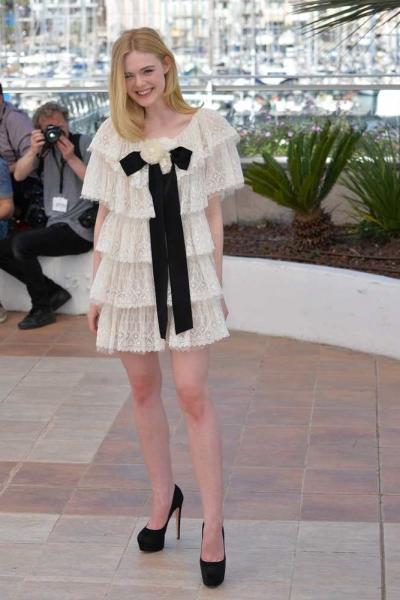 Elle Fanning Featureflash Photo Agency Shutterstock Com