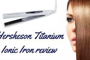 Hersheson Titanium Ionic Iron Review