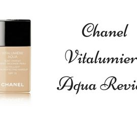 Chanel Vitalumiere Aqua Review TheFuss.co.uk