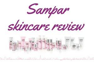 Sampar Skincare Review TheFuss.co.uk